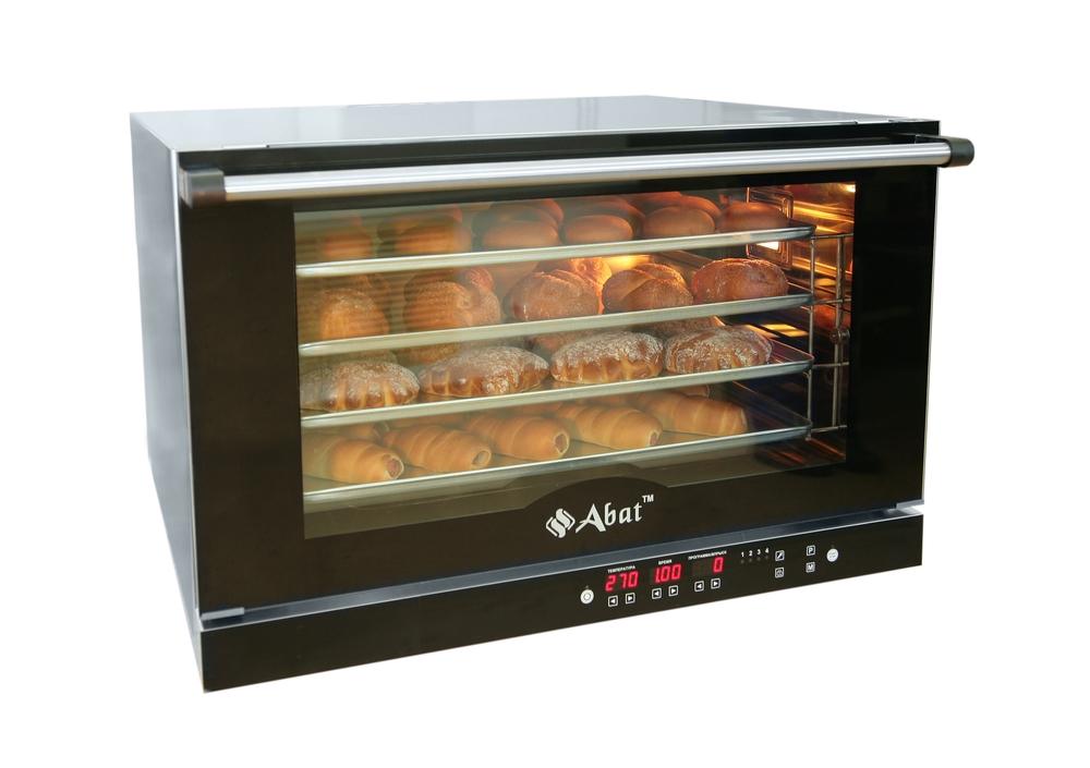 Конвекционные печи для выпечки: особенности установки