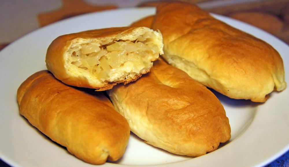 Традиционные рецепты: пирожки с капустой